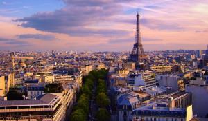 ROMANTICA PARIS!