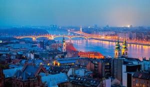 BUDAPEST IL 2 GIUGNO